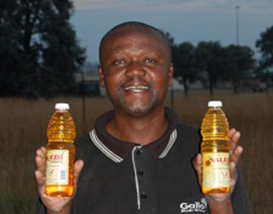 Mphatlalatsane Cooking Oil Making Cooperative